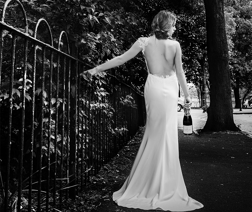 Wedding Dresses Leicester - Wedding Dress Shop - Noble & Wright Atelier