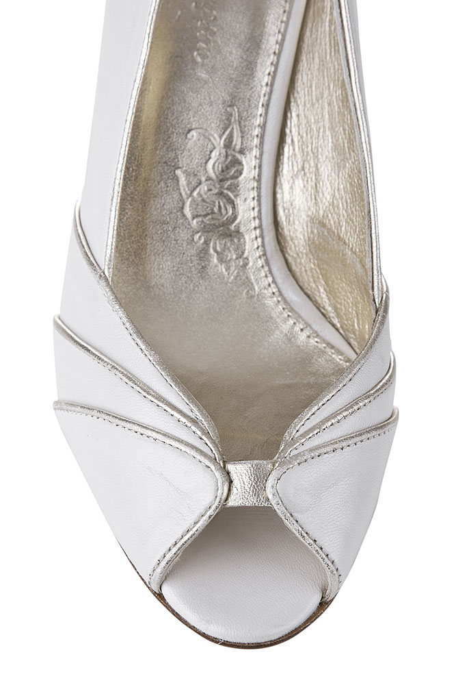 Eva By Rachel Simpson Wedding Shoes Leicester Noble And Wright