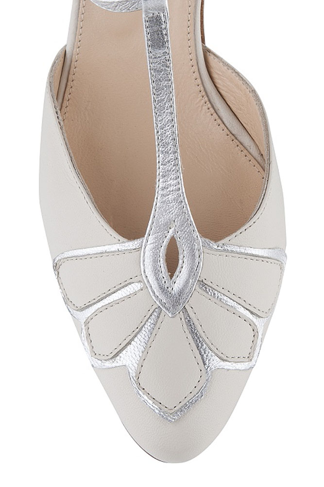 Gardenia By Rachel Simpson Wedding Shoes Leicester Noble And Wright