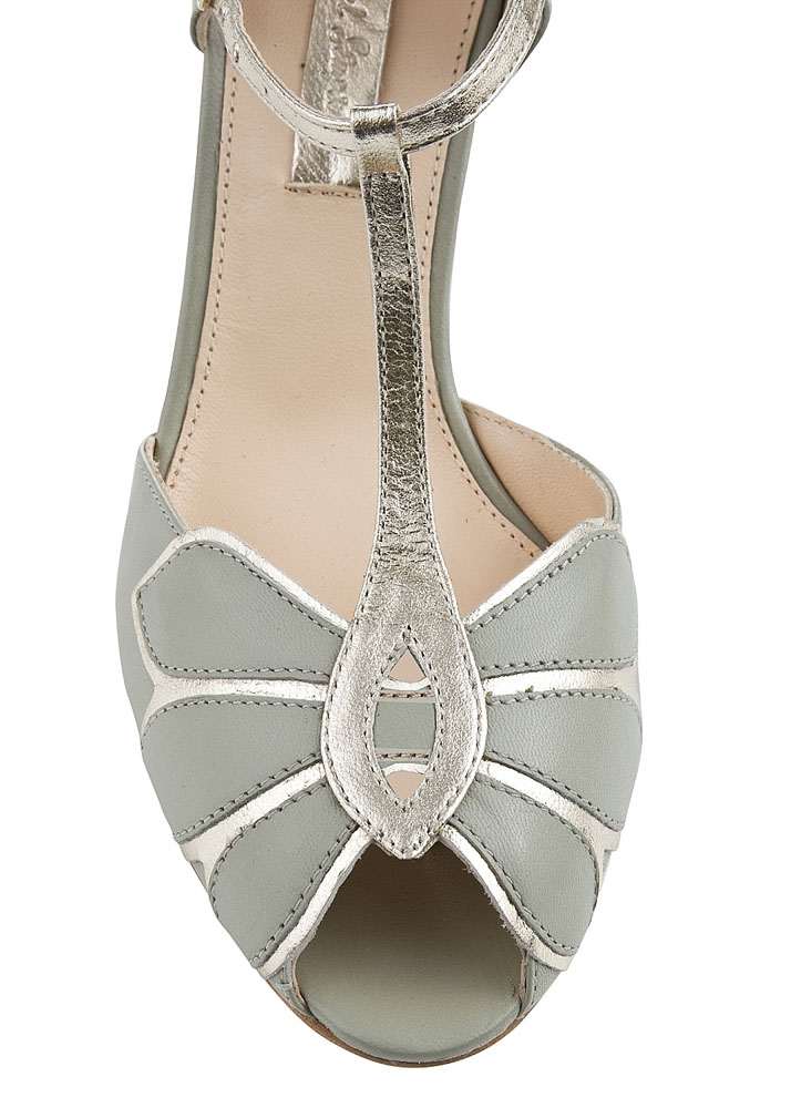 Mimosa Pale Mint By Rachel Simpson Wedding Shoes Leicester Noble And Wright