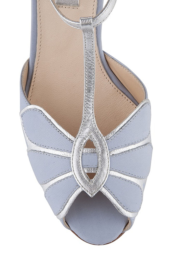 Mimosa Powder Blue By Rachel Simpson Wedding Shoes Leicester Noble And Wright