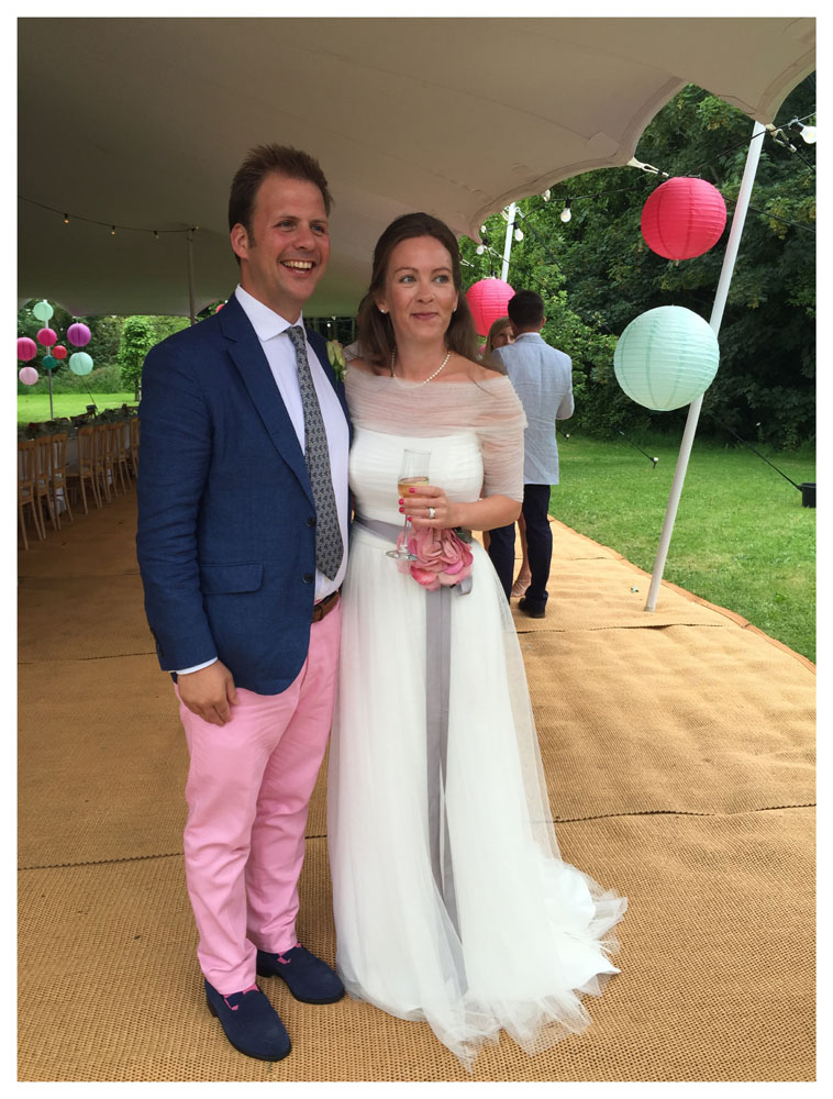 Jo G Noble & Wright Atelier Real Bride