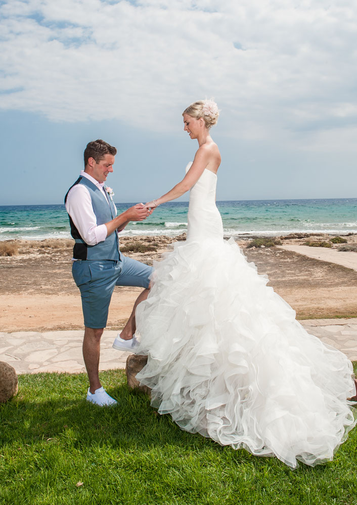 Rachel Noble & Wright Real Bride
